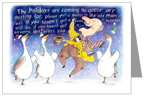 Buy Funny and Whimsical Holiday Greeting Cards