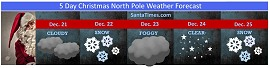 Northpole Weather Link