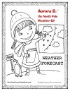 Aurora B. North Pole Weather Elf